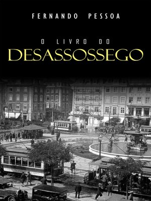 cover image of Livro do Desassossego