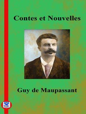 cover image of Contes et Nouvelles