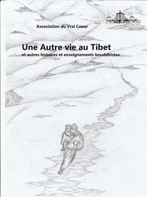 cover image of UNE AUTRE VIE AU TIBET