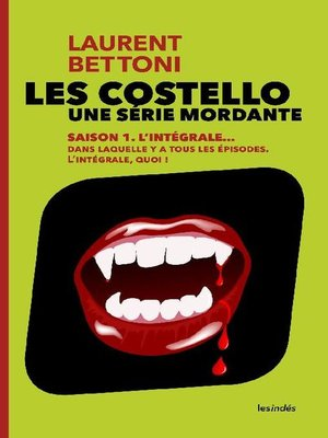 cover image of LES COSTELLO--SAISON 1