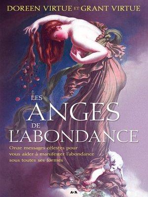 cover image of Les Anges de l'Abondance