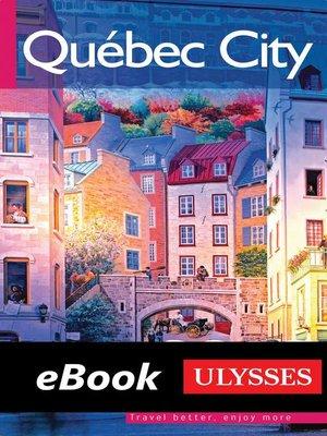 cover image of Québec City