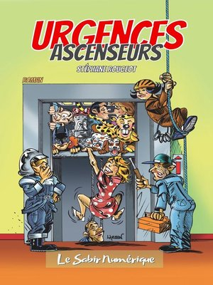 cover image of Urgences Ascenseurs