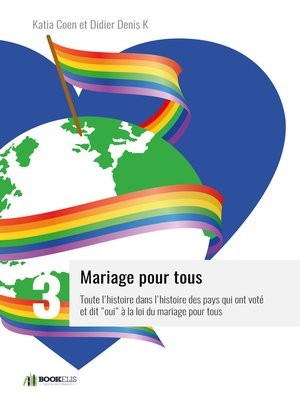 cover image of GUIDE MONDIAL DU MARIAGE POUR TOUS
