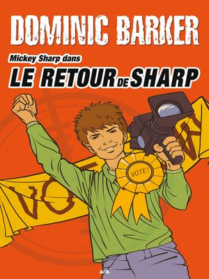 cover image of Le retour de Sharp