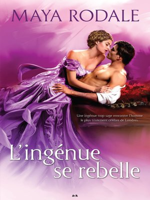 cover image of L'ingénue se rebelle