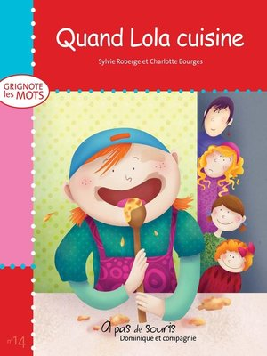 cover image of Quand Lola cuisine