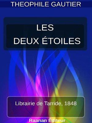 cover image of LES DEUX ÉTOILES