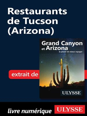 cover image of Restaurants de Tucson (Arizona)
