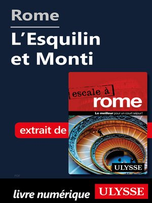 cover image of Rome--L'Esquilin et Monti
