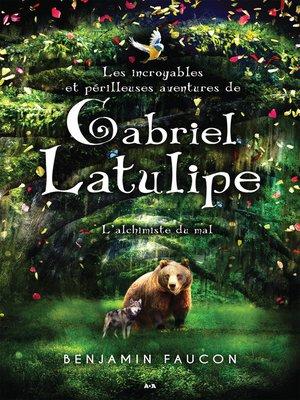 cover image of L'alchimiste du mal