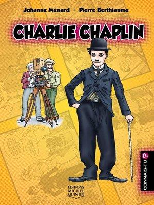 cover image of Connais-tu?--En couleurs 8--Charlie Chaplin