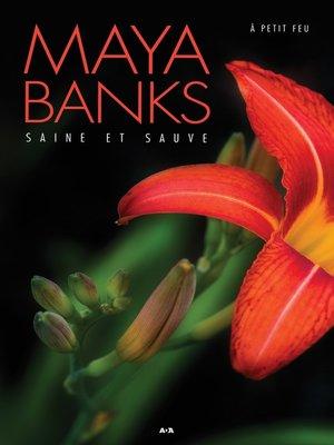cover image of Saine et sauve