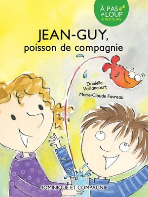 cover image of Jean-Guy--Poisson de compagnie