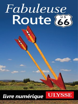 cover image of Fabuleuse Route 66