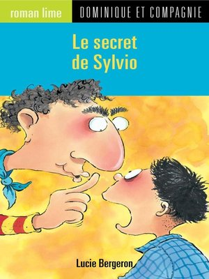cover image of Le secret de Sylvio