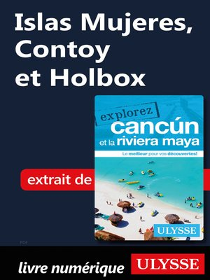 cover image of Islas Mujeres, Contoy et Holbox