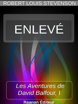 cover image of ENLEVÉ !