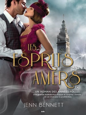 cover image of Les esprits amers
