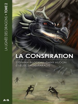 cover image of La conspiration