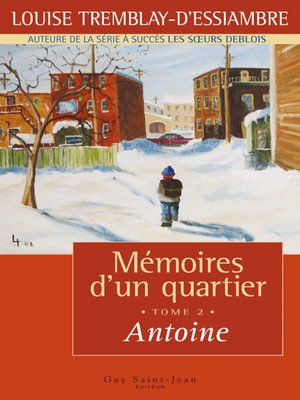 cover image of Antoine