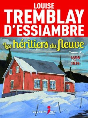cover image of Les héritiers du fleuve, tome 2