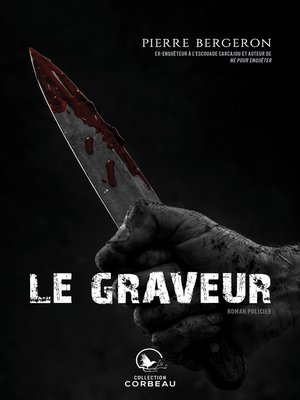 cover image of Le graveur