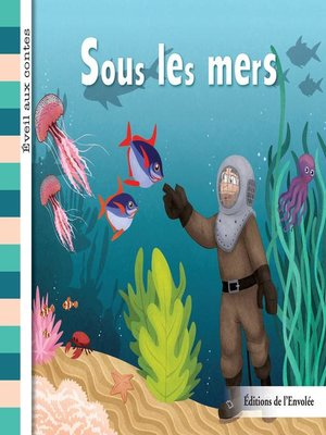 cover image of Sous les mers