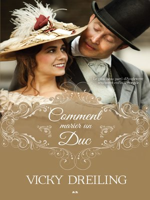 cover image of Comment marier un Duc