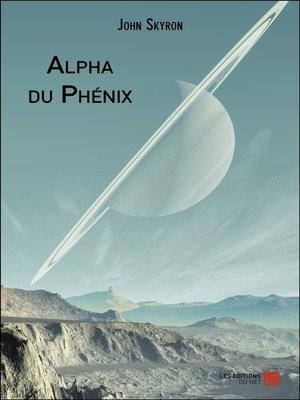 cover image of Alpha du Phénix
