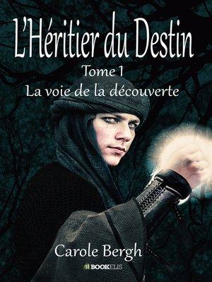 cover image of L'HÉRITIER DU DESTIN