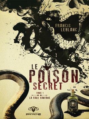 cover image of La faux fantôme