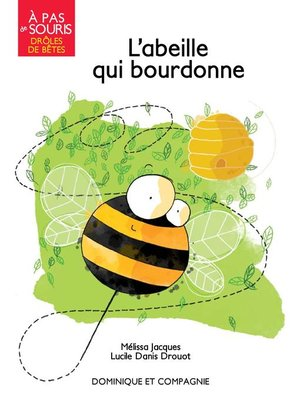 cover image of L'abeille qui bourdonne