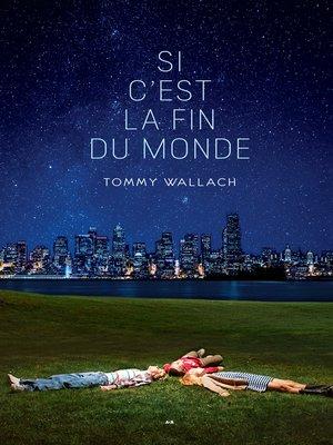 cover image of Si c'est la fin du monde