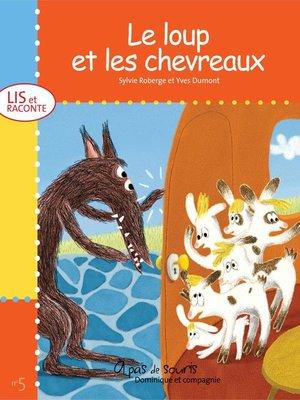 cover image of Le loup et les chevreaux