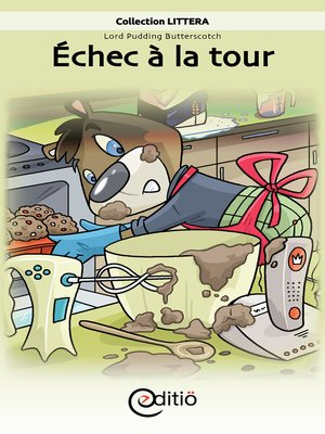 cover image of Échec à la tour