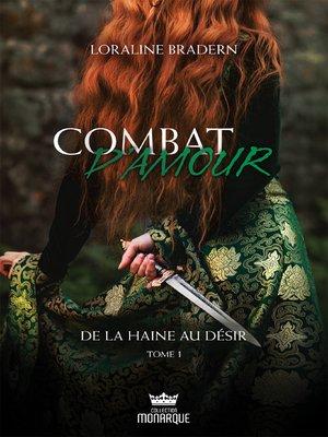 cover image of De la haine au désir