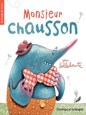 cover image of Monsieur Chausson