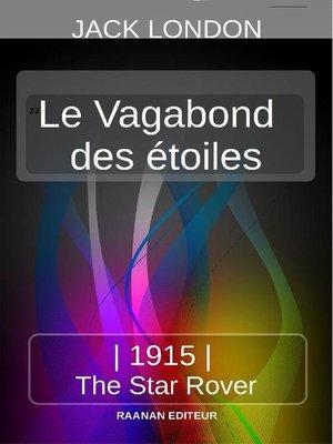 cover image of Le vagabond des étoiles