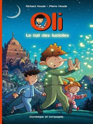 cover image of Le bal des lucioles