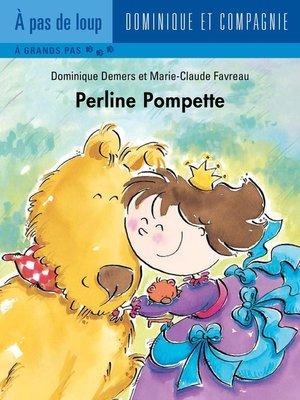 cover image of Perline Pompette