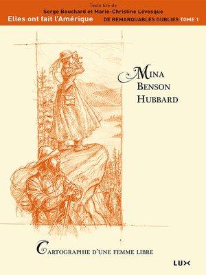 cover image of Mina Benson Hubbard