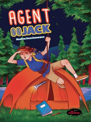 cover image of Agent 00Jack
