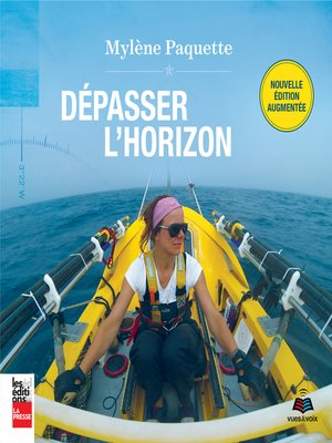 cover image of Dépasser l'horizon