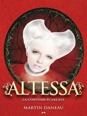 cover image of La comtesse Écarlate