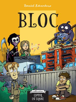 cover image of Bloc