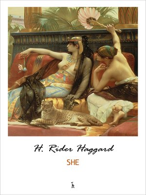 cover image of She