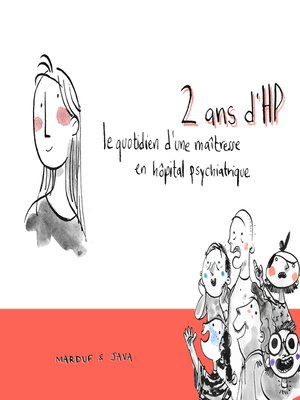 cover image of 2 ans d'HP