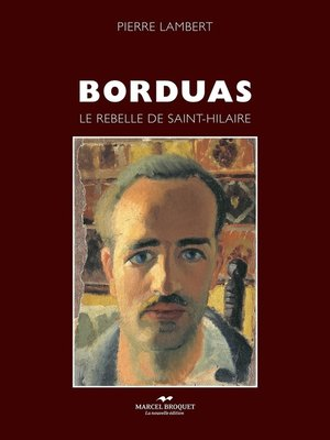 cover image of Borduas