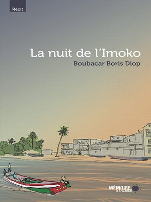 cover image of La nuit de l'Imoko